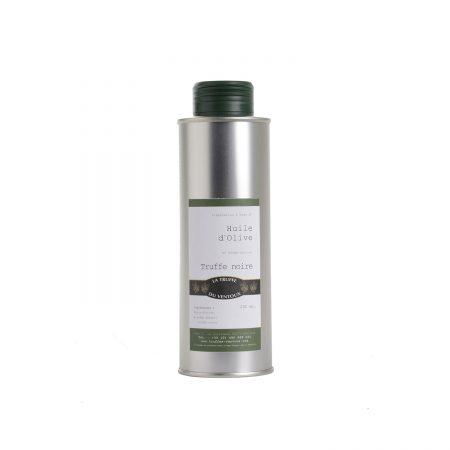 Huile d'olive arôme naturelle de truffe noire