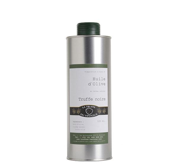 Huile d'olive arome naturelle Truffe noire
